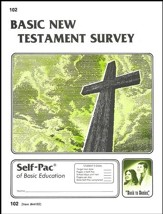 New Testament Survey Self-Pac 102, Grades 9-12