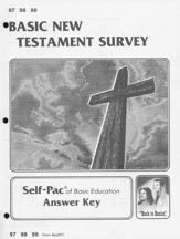 New Testament Survey Key 97-99