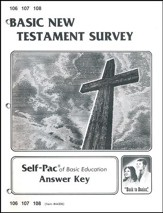 New Testament Survey Key 106-108