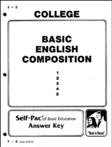 English Composition Key 1-5