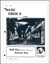 Greek 2 Key 11-15