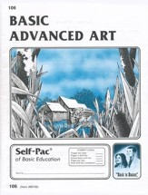 Advanced Art Self-Pac 106, Grades 9-12