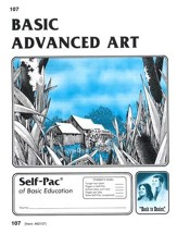 Advanced Art Self-Pac 107, Grades 9-12