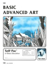Advanced Art Self-Pac 108, Grades 9-12