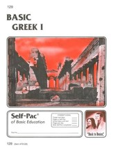 Greek Self-Pac 129, Grades 9-12