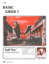 Greek Self-Pac 130, Grades 9-12