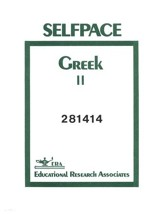 Greek Self-Pac 14, Grade 9-12