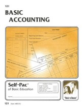 Accounting Self-Pac 121, Grades 9-12