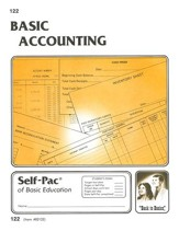 Accounting Self-Pac 122, Grades 9-12