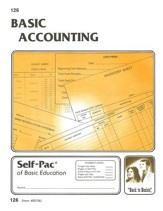 Accounting Self-Pac 126, Grades 9-12