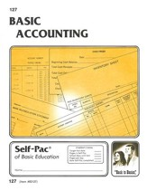 Accounting Self-Pac 127, Grades 9-12