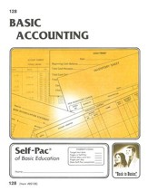Accounting Self-Pac 128, Grades 9-12