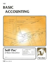 Accounting Self-Pac 132, Grades 9-12