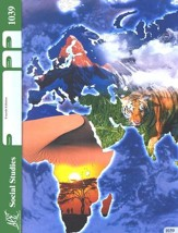 4th Edition Social Studies PACE 1039, Grade 4