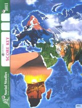 4th Edition Social Studies SCORE Key 1011