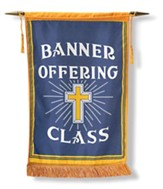 Offering Banner with Crossbar