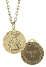 St Thomas More Pendant