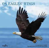 2017 On Eagles' Wings Mini Wall Calendar