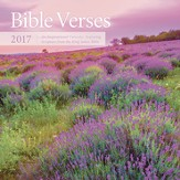 2017 Bible Verses Mini Wall Calendar