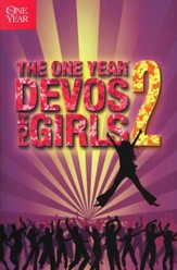 One Year Book of Devotions for Girls #2