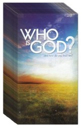 Who is God?  Pack of 25
