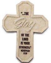 Joy Cross Magnet