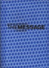 Message Remix 2.0 Hypercolor vinyl: Blue Bubble