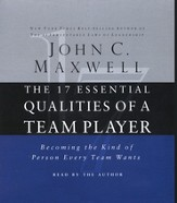 The 17 Essential Qualities of a Team Player    - Audiobook on CD