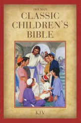KJV Holman Classic Children's Bible - Imperfectly Imprinted Bibles
