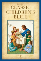 HCSB Holman Classic Children's Bible - Imperfectly Imprinted Bibles