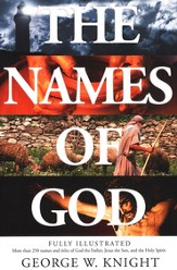 The Names of God: An Illustrated Guide