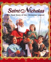 Saint Nicholas: The Real Story of the Christmas Legend, Hardcover