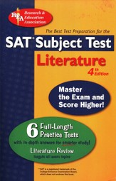 Literature, Fourth Edition: The Best Test Preparation for the SAT Subject Test