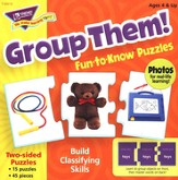 Group Them! Fun-to-Know Puzzles