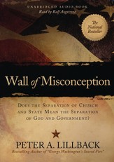 Wall of Misconception, Unabridged Audio