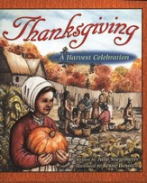 Thanksgiving: A Harvest Celebration, Hardcover  - Slightly Imperfect