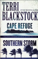 Cape Refuge/Southern Storm, 2 Volumes in 1  - Slightly Imperfect