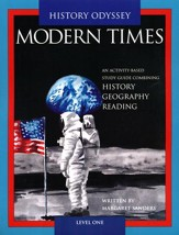 History Odyssey: Modern Times, Level One Grades 1-4