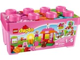 LEGO ® DUPLO ® All in One Pink Box of Fun
