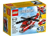LEGO ® Creator Red Thunder
