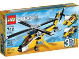 LEGO ® Creator Yellow Racers