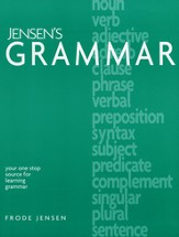 Jensen's Grammar Textbook