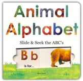 Animal Alphabet: Slide & Seek the ABC's