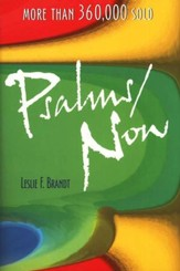 Psalms Now, Third Edition