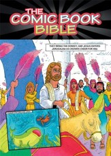The Comic Book Bible