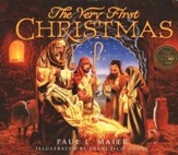 The Very First Christmas, boardbook