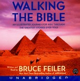 Walking the Bible - Audiobook on CD