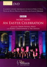 Sacred Music: A Easter Celebration, DVD