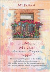 My God Answers Prayers Journal