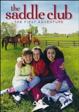 The Saddle Club: The First Adventure, DVD
